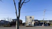 Terada House – Ngôi nhà nhỏ 52m2 gây ấn tượng với thiết kế thông minh trên mảnh đất góc cạnh