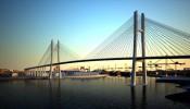 4.800 tỷ đồng xây cây cầu đầu tiên bắc qua sông Thị Vải