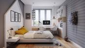 5 cách bố trí phòng ngủ diện tích nhỏ đẹp & tiết kiệm chi phí