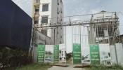 Hòa Bình: Dự án The Spring Town xây không phép