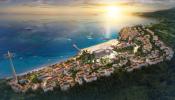 Mê hoặc 'thị trấn Amalfi' bên bờ biển Nam Đảo ngọc