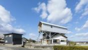 House in Nishisakabe – Ngôi nhà ở Nhật Bản với sự giao thoa hài hòa nét xưa cũ và hiện đại