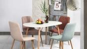 Thỏa sức sáng tạo với những chiếc bàn ăn nhỏ đầy phong cách