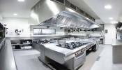 Thiết kế bếp nhà hàng đạt tiêu chuẩn