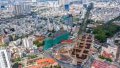 Cập nhật tình hình thi công The Spirit of Saigon 55 tầng giữa trung tâm TPHCM