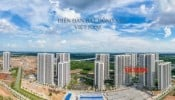 Cập nhật tiến độ xây dựng siêu đô thị Vinhomes Grand Park tháng 7/2020