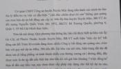 """Điều tra dấu hiệu """"Lừa đảo chiếm đoạt tài sản"""" tại dự án Hồ Tràm Riverside của ông Nguyễn Quốc Vinh"""