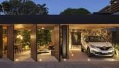 Đã mắt ngắm ngôi nhà ở Brazil sử dụng các vật liệu thiên nhiên cùng khoảng xanh quanh nhà