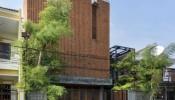 Ngỡ ngàng trước Omah Boto House – Căn nhà gạch đỏ được hoàn thiện thủ công với 13 cách xếp gạch độc đáo