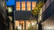 Tổ ấm 69m2 ở Nhật Bản rộng thoáng và tràn ngập ánh sáng nhờ thiết kế khung gỗ độc lạ