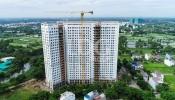 Hé lộ những hình ảnh thực tế bên trong căn hộ Saigon Intela bàn giao cuối năm nay
