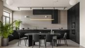 Т4 Apartment – căn hộ 2 phòng ngủ với cách thiết kế vừa hiện đại, vừa bí ẩn