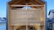 Kata House – Nhà gỗ 1 trệt, 2 gác lửng, thiết kế riêng cho gia chủ thích riêng tư nhưng vẫn đảm bảo thông gió, đón sáng