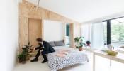 Tổng hợp 26 mẫu thiết kế nhà, căn hộ nhỏ dưới 50m2, xứng đáng để các gia chủ Việt tham khảo (Phần 1)
