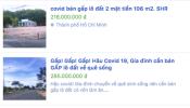 Thận trọng với quảng cáo bất động sản giá rẻ vì dịch Covid-19