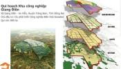 Định hướng phát triển khu công nghiệp Giang Điền