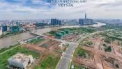 [Review] Tháp Galleria Residence thuộc giai đoạn 1 của The Metropole vừa được cất nóc, dự kiến bàn giao nhà vào quý 2/2021
