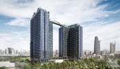 Sunshine Group công bố dự án căn hộ hạng sang kiến trúc tháp đôi tại Quận 4
