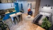 Ý tưởng thiết kế nội thất căn hộ Studio đáng mơ ước cho người trẻ