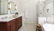 Những quy tắc không thể bỏ qua khi thiết kế phòng tắm