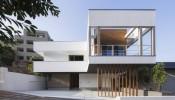 N10-house – Thiết kế nhà kiểu Nhật gắn liền với thói quen sinh hoạt của 2 vợ chồng và 2 cậu con trai tuổi teen