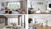 Những phong cách thiết kế nội thất nhà ở vừa tiết kiệm vừa đẹp