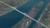 Trong năm 2020-2024, sẽ có 5 cây cầu bắc qua sông Hồng