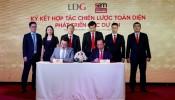 Cú bắt tay hợp tác chiến lược giữa LDG Group và S.A.M
