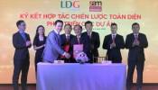 Quỹ đầu tư S.A.M rót vốn đầu tư vào 5 dự án của Tập đoàn LDG Group