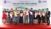 SeaHoldings bàn giao sổ đỏ cho cư dân Lago Centro