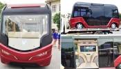 TP. Hồ Chí Minh: Vingroup đề xuất phát triển 5 tuyến xe bus điện