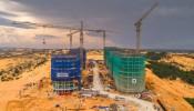 Thi công đúng tiến độ, khách sạn Apec Mandala Wyndham Mũi Né tạo sức hút trên thị trường