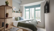 Xu hướng co-living thắp lên hi vọng cho thị trường nhà đất Hồng Kông, Singapore