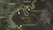 Xây cầu Nhơn Trạch 2.200 tỷ đồng nối Đồng Nai với TP.HCM