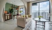 Chiêm ngưỡng căn hộ cổ điển mang phong cách Indochine pha Tropical