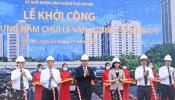 Hà Nội: Dự án hầm chui Lê Văn Lương chính thức khởi công