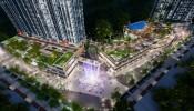 Ecopark sắp có trung tâm thương mại liên hoàn 30.000m2