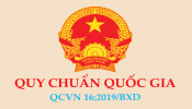 Gỡ một số vướng mắc tại QCVN 16:2019/BXD về vật liệu xây dựng