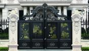 Cách chọn màu sơn cổng theo phong thủy mang lại vượng khí, tài lộc cho gia chủ