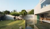 Khám phá vẻ đẹp tiềm ẩn của ngôi nhà sân vườn của chủ chuỗi phở tại Bình Dương