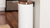 Phong thủy thùng rác, vị trí đặt thùng rác trong nhà nên lưu ý