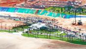 NovaWorld Phan Thiet đang gấp rút hoàn thành các hạng mục công trình hạ tầng