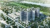 Hà Nội duyệt quy hoạch 1/500 Tổ hợp công trình công cộng, trường học và nhà ở Đức Giang