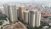 Nguồn cung căn hộ chung cư ở Hà Nội sụt giảm mạnh
