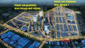 Khu đô thị Phúc An Garden Giai đoạn 2, Huyện Bàu Bàng - Bình Dương