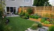 Bố trí sân vườn sau nhà theo phong thủy ra sao để tăng luồng khí tốt?