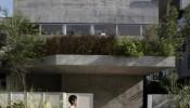 Nhà phố ở Singapore của gia đình 3 thế hệ khiến bao người ao ước nhờ sở hữu tới 2 sân thượng và 1 khu vườn lớn