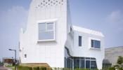 Pankyo House – Nhà Hàn Quốc với kiến trúc đến từ tương lai