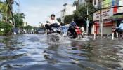 TP. Hồ Chí Minh: Những tuyến đường dễ bị ngập nước khi triều cường
