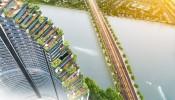 Ra mắt những căn hộ với không gian sống rộng và dòng sản phẩm Sky Garden với vườn thượng uyển trên không
